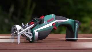 Häufig Bosch stellt vor: Akku-Gartensäge KEO - YouTube WB63