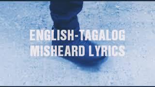 BTS - MIC DROP English-Tagalog Misheard Lyrics