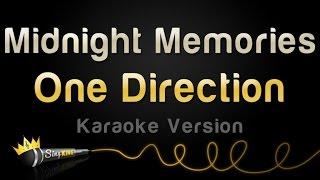 One Direction - Midnight Memories (Karaoke Version)