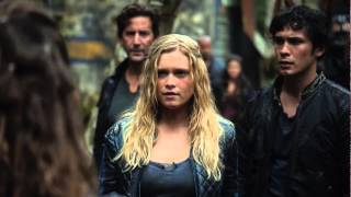 "Bellarke Scenes (131) ""clarke stop. what are you doing?"" [THE 100 S02E09]"