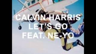 Calvin Harris ft. Ne-Yo - Let's Go BASS BOOSTED