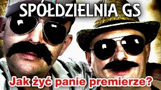 Jak żyć panie premierze - Spółdzielnia GS (HIT Disco Polo 2014) (Official Video)