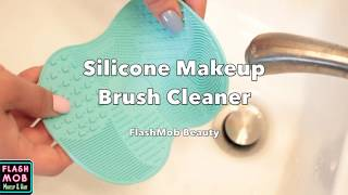 Silicone Makeup Brush Cleaner Mat