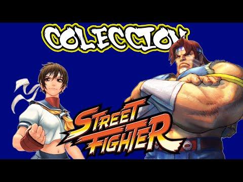 COLECCION FIGURAS STREET FIGHTER ENTREGAS 16 Y 17