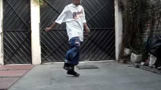 pasos de reggae dazik