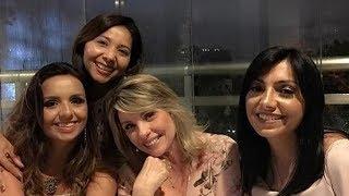 #NOITEVOICES / Eyshila, Liz Lanne, Jozyanne e Marina de Oliveira #Reencontro 2017