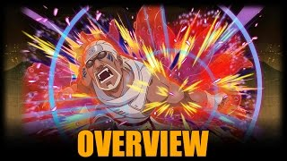 【Naruto Blazing JP】★6 Killer Bee Overview