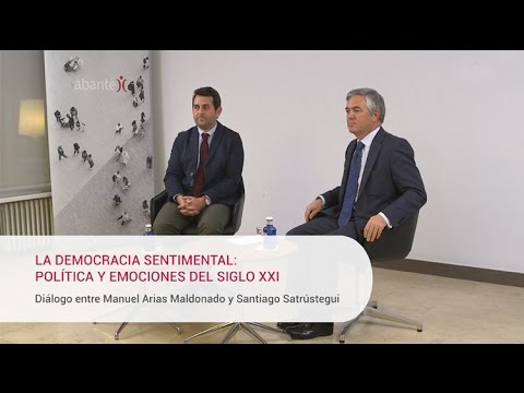 La democracia sentimental: política y emociones del siglo XXI