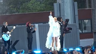 Katy Perry - Part of Me at One Love Manchester on 4th June 2017 in Old Trafford Cricket Ground