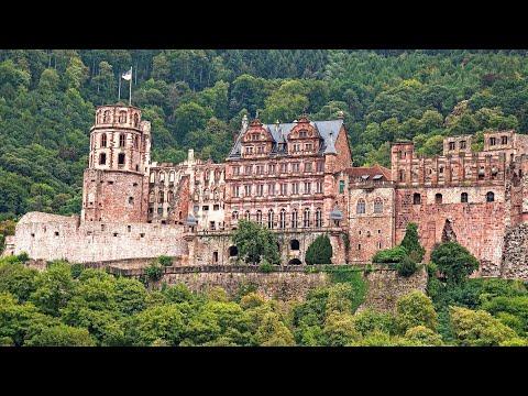 Heidelberg, Germany in 4K Ultra HD