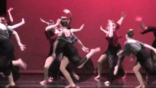 "Kinsee - ""The Witches"" - PGHS Dance Company"