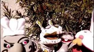 comercial de el show de los conejos