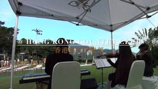The Legend Of The Blue Sea OST - Hong Kong Wedding Live Band @ Hong Kong Country Club (Violin)