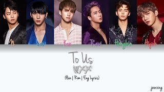 VIXX (빅스) – To Us (우리에게) (Color Coded Han|Rom|Eng Lyrics)