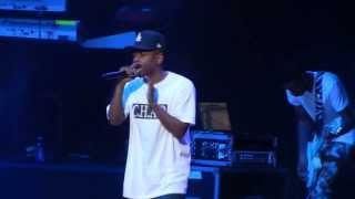 Kendrick Lamar - Backseat Freestyle Live [HD]