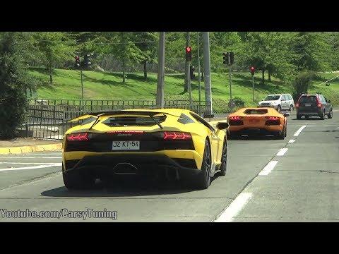MODIFICADO: Aventador S - Escapes IPE & Kit Novitec Torado