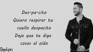 Despacito - Luis Fonsi ft. Daddy Yankee (Boyce Avenue acoustic cover)(Lyrics)