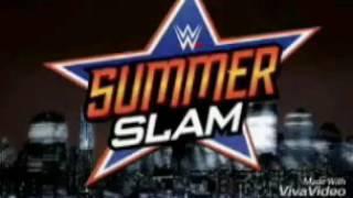 Musique de SummerSlam 2016