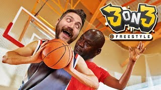 Balls To the Rim - 3on3 Freestyle Gameplay Part 3