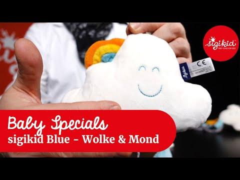 sigikid Blue: Wolke und Mond