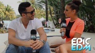 Cedric Gervais EpicEDM Exclusive Interview