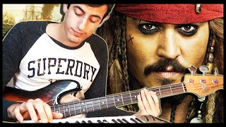 Pirates of The Caribbean Medley [Bass & Keyboard]