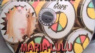 """MARIA LULU """"GRANDES PAIXOES """"SAMBA FUTEBOL E ALEGRIA.( CANTAUTORA) SALVADOR OLODUM"""