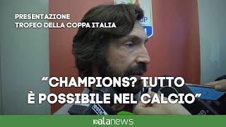"""Milan, Pirlo: """"Non mi aspettavo un Gattuso così"""""""