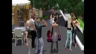 Nielson - Sexy als ik dans - VIDEO (sims3video4you) LYRICS beschrijving