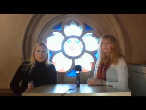 Samtal i St Paul: Annas utmattning ledde till 6 månader på slutenvården