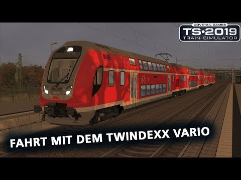 Train Simulator 2019: Twindexx op Berlin - Leipzig