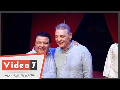 تعرف على رأى النجم محمود حميدة فى مسرحية سلم نفسك