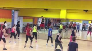 Hey Dj - CNCO - Dance Fitness Zumba Justdance Choreo