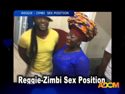 Reggie-Zimbi Sex Position on Odo Ahomaso