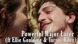 A Regra do Jogo Tema de Cesário e Luana Major Lazer Powerful feat Ellie Goulding Tarrus Riley