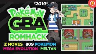 Pokemon fusion gba rom hack