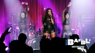 "Kayla Brianna performs ""Work For It"" 