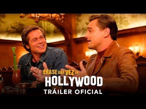 ÉRASE UNA VEZ EN... HOLLYWOOD. Tráiler oficial HD en español. En cines 15 de agosto.