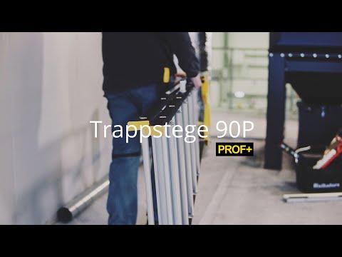 Wibe Ladders - Trappstege 90P
