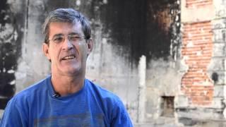 Um ano do incêndio do Cine-Teatro Ouro Verde