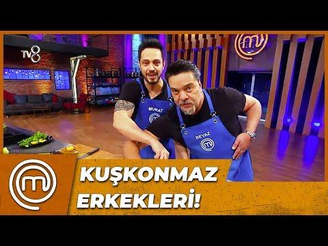Murat Boz ve Beyaz'ın Pozu Çok Kıskandıracak! | MasterChef Türkiye 72.Bölüm
