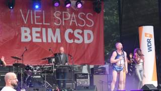 Erasure Live - Chains of Love (Cologne Pride 2017)