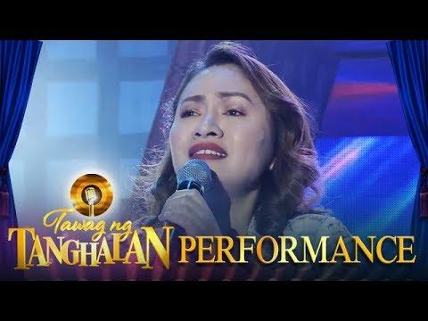 Princess Virtudazo | Iduyan Mo | Tawag ng Tanghalan