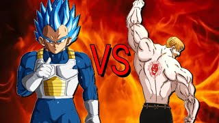 Escanor vs vegeta [AMV Rap]