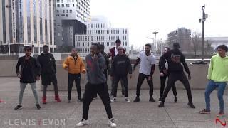 Global Dan - Off White (Dance Video) [NG Crew & friends]