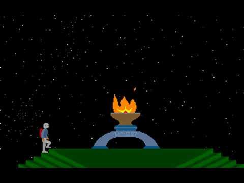 Planeta Vermelho (Eleusmario Mariano Rabelo) (MS-DOS) [1997]
