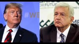 Carlos A. Montaner - Trump es el principal reto de AMLO