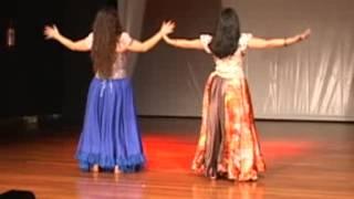 Dança cigana brasileira  -  Espetáculo Encantos