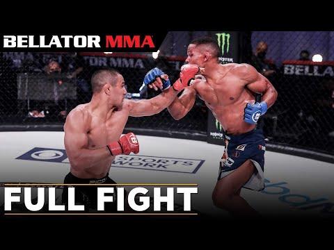 Full Fight | Aaron Pico vs. John De Jesus | Bellator 252