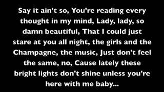 I'm All Yours - Jay Sean Ft. Pitbull (LYRICS VIDEO)